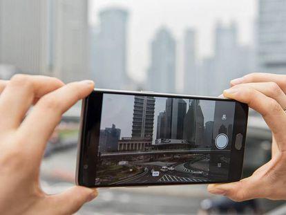 OnePlus es una de las marcas alternativas chinas al iPhone.