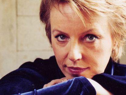 La mezzosoprano Anne Sofie von Otter.