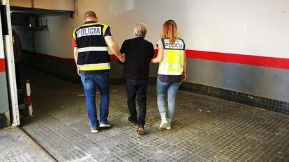 Uno de los arrestados por el tiroteo en el barrio de Son Gotleu, en Palma.