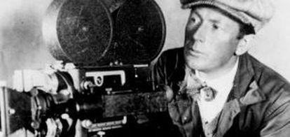 Friedrich Wilhelm Murnau, director de 'Nosferatu'.