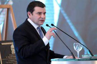 El presidente de la petrolera argentina YPF, Miguel Galuccio. EFE/Archivo