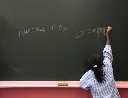 El ministro José Ignacio Wert ha generado polémica al decir que quiere españolizar a los alumnos catalanes.