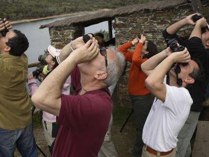 La Sociedad Española de Ornitología organiza este fin de semana jornadas de observación de aves.