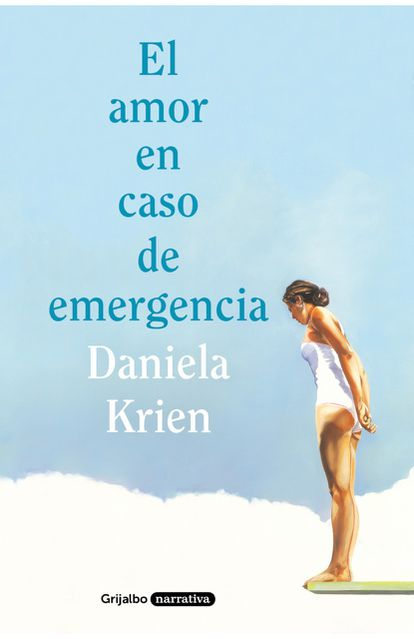 Grijalbo has just published now the Spanish edition of Love in an emergency