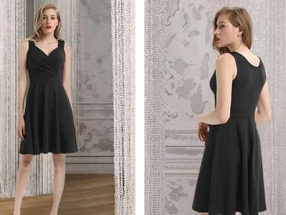 El vestido de cóctel más vendido en Amazon: de estilo 'vintage' y en más de 30 colores
