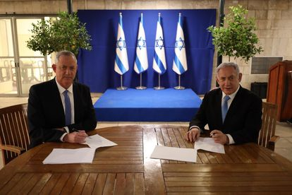 Netanyahu se atrinchera en el poder frente a la justicia tras pactar una  coalición con Gantz | Internacional | EL PAÍS