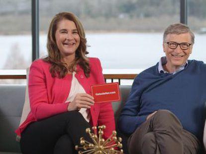 En su carta anual, Bill y Melinda Gates desgranan los retos del planeta  la educación de las niñas, el estudio de partos prematuros, el cambio climático o el análisis de los jóvenes violentos