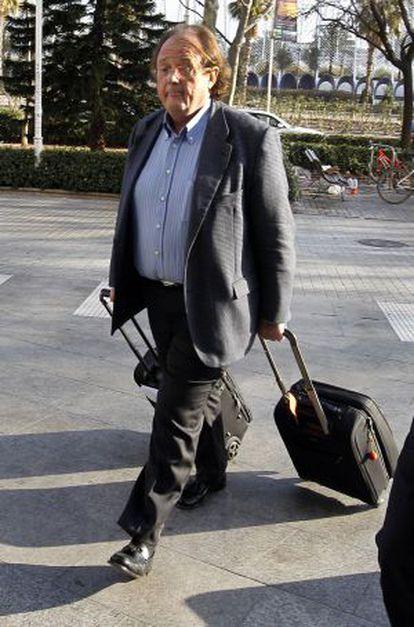 El exedil del PP en Valencia Juan Carlos Gimeno.