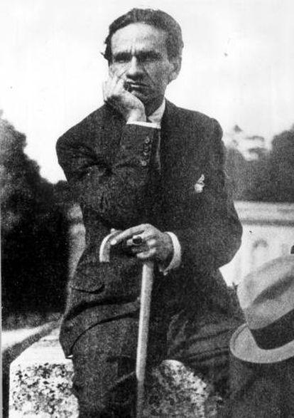 César Vallejo.