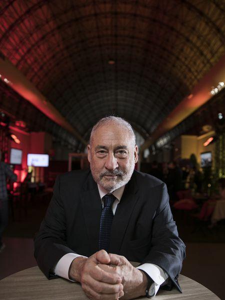 Joseph Stiglitz, in an image from 2018. CARLOS ROSILLO