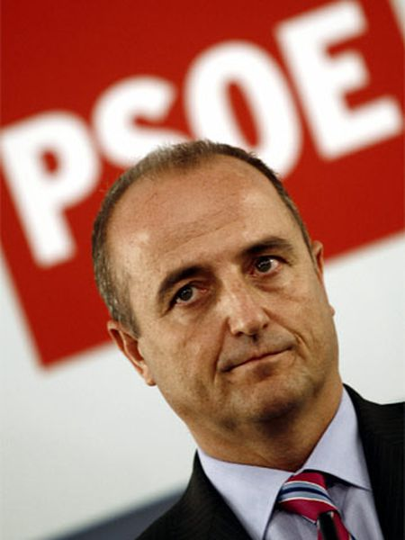 El candidato del PSOE a la alcaldía de Madrid, Miguel Sebastián.