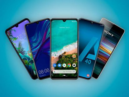 Modelos de Xiaomi, Huawei o Samsung, entre los mejor móviles de 2019 por menos de 200 euros.