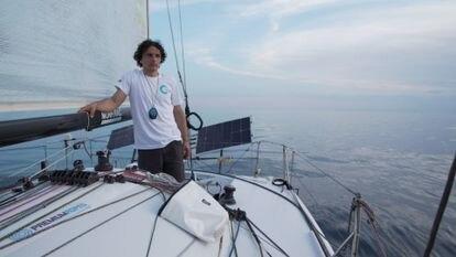 El navegante que duerme como Leonardo Da Vinci