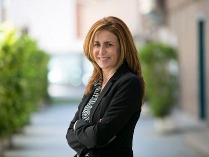Anabel Díaz, directora general de Uber para Europa, Oriente Medio y África.
