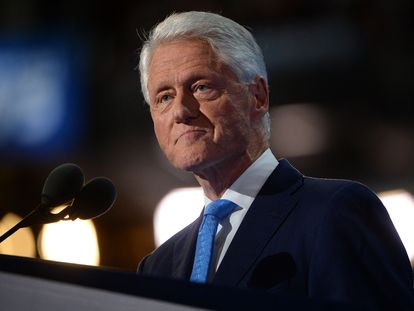 Bill Clinton, en una foto de archivo.