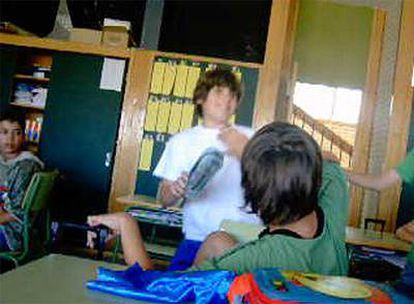 Imagen obtenida del vídeo.