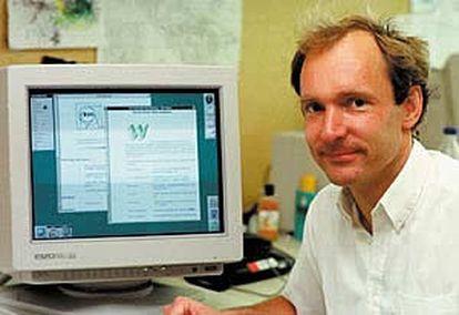 Tim Berners - Lee ha sido considerado como el máximo representante de la grandeza británica por su ingenio y generosidad al donar su invento y no patentarlo.