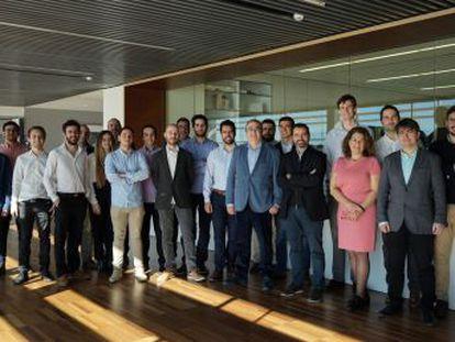 El joven equipo de Zeleros, salido de la Universidad Politécnica de Valencia, quiere empezar a hacer rutas en 2023 o 2024