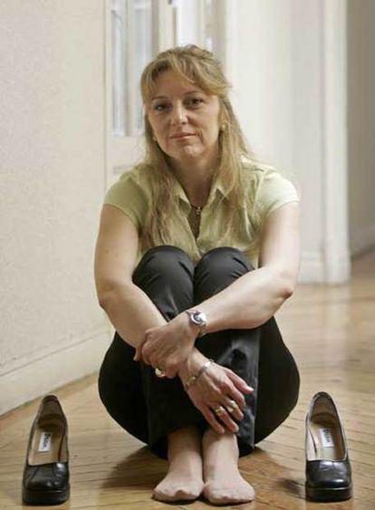La escritora Cristina Cerrada.