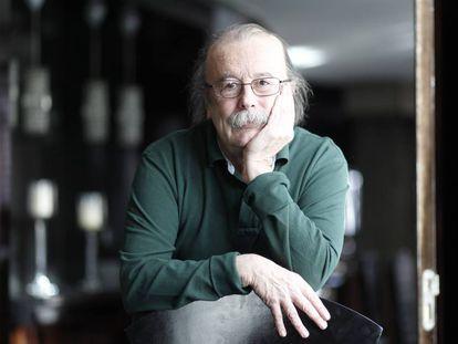 El periodista y escritor Juan Cueto, en 2011.