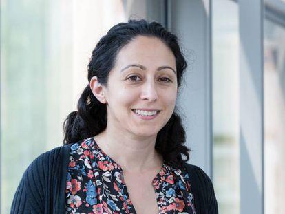 La bióloga Kathy Niakan, pionera de la edición genética de embriones humanos.