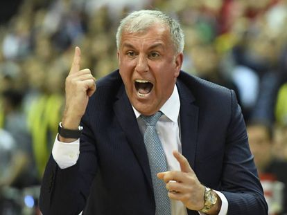 Obradovic, con el Fenerbahçe