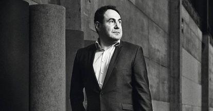 Irakli Beridze, director del Centro para la Inteligencia Artificial y la Robótica de las Naciones Unidas.