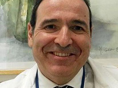 Diego Palao, jefe de Salud Mental del Hospital Parc Taulí de Sabadell