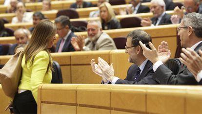 Rajoy arranca la ofensiva del Partido Popular contra CiU
