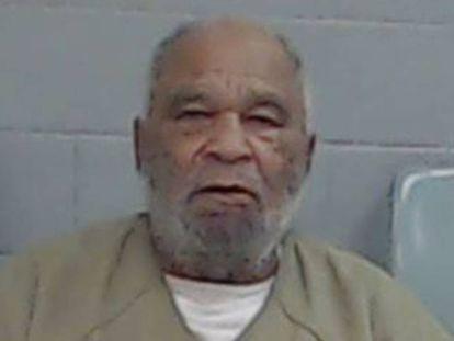 Samuel Little, en una foto de la prisión de Texas donde se encuentra.