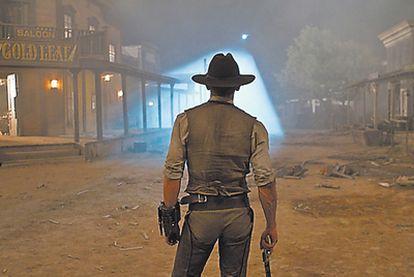 Jon Favreau revitaliza el <i>western</i> con <i>Cowboys & aliens.</i>