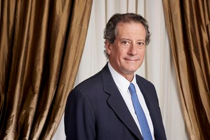 The president of the Central Bank of Argentina, Miguel Ángel Pesce.