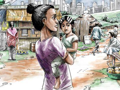 Cada año alrededor de 21 millones de adolescentes de entre 15 y 19 años se quedan embarazadas en países en desarrollo.