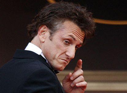 Sean Penn, en una imagen de archivo