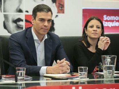 Sánchez no ve apoyos suficientes para una moción de censura aunque no descarta por completo usarla