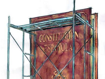 Se puede reformar la Constitución pero no destruirla