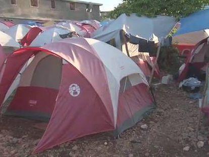 La ONG Médicos Sin Fronteras muestra cómo sobreviven los haitianos afectados por el seísmo seis meses después