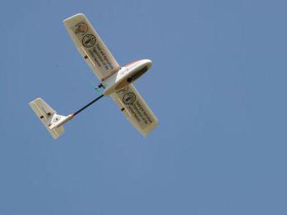 El uso de aviones no tripulados se abre paso con fines humanitarios o de cooperación al desarrollo