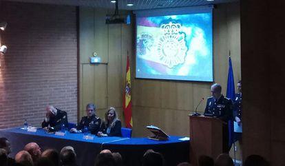 Fallece Juan Francisco Espinazo,  jefe de Operaciones en la Comunidad de Madrid de la Jefatura Superior de Policía Nacional.