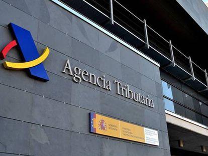 Sede de la Agencia Tributaria.