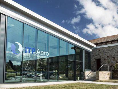 Oficinas de ITP Aero en Zamudio.