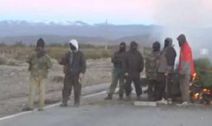 Captura del vídeo aportado como prueba por la familia de Maldonado