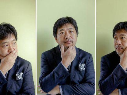 El cineasta japonés Hirozaku Kore-eda
