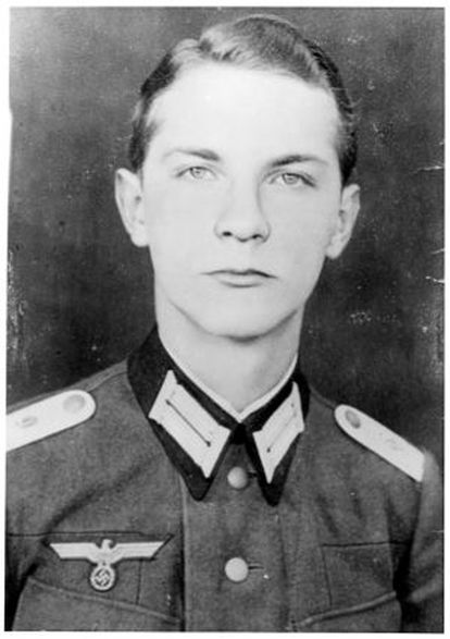 Heinrich von Kleist-Schmenzin, último superviviente de la Operación Valkiria.
