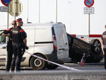Las autopsias revelan que el cadáver de uno de los terroristas recibió ocho impactos de bala y otro, seis