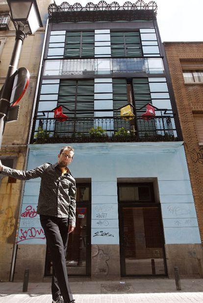 La fachada castiza reinterpretada por Carlos Arroyo.