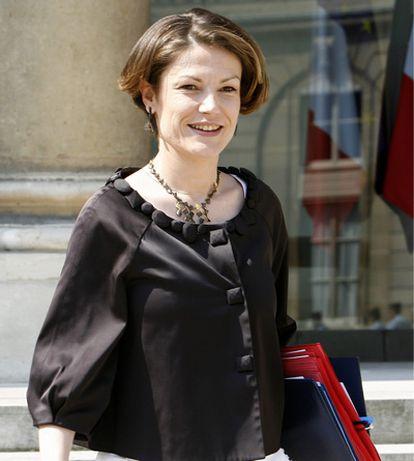 Chantal Jouanno, la secretaria de Estado francesa encargada de la Ecología, en una imagen de julio de 2009