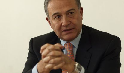 El general colombiano Óscar Naranjo, en 2012.