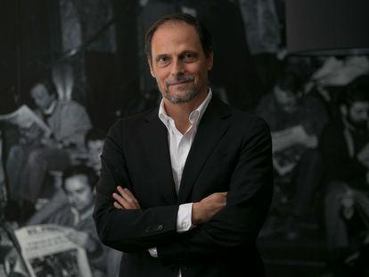 El director de EL PAÍS América, Jan Martínez Ahrens.