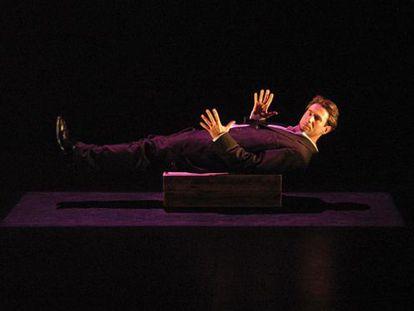 Sergi López en una imagen promocional de 'Non solum'.